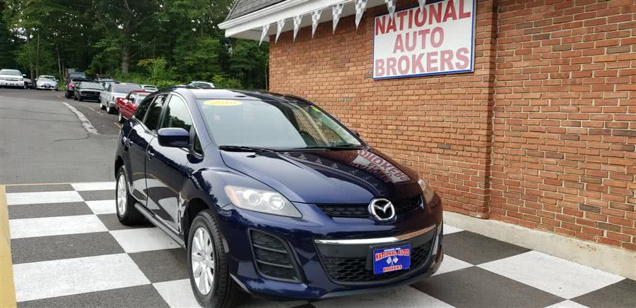 Used Mazda CX-7 FWD 4dr i SV 2010 | National Auto Brokers, Inc.. Waterbury, Connecticut
