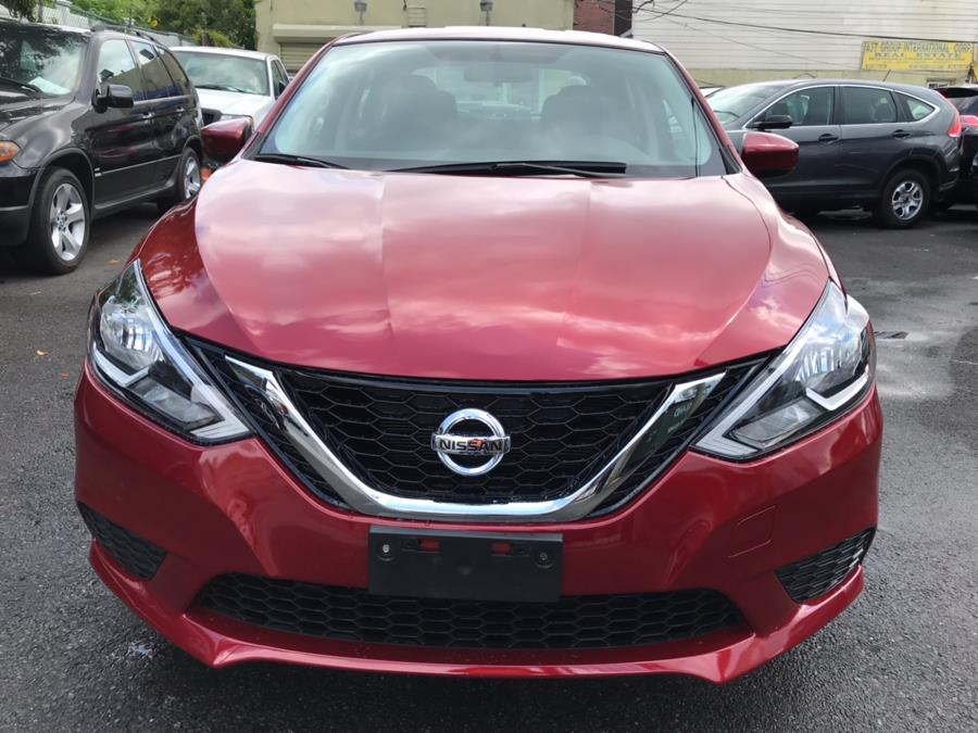Used Nissan Sentra SV CVT 2017 | Sunrise Autoland. Jamaica, New York