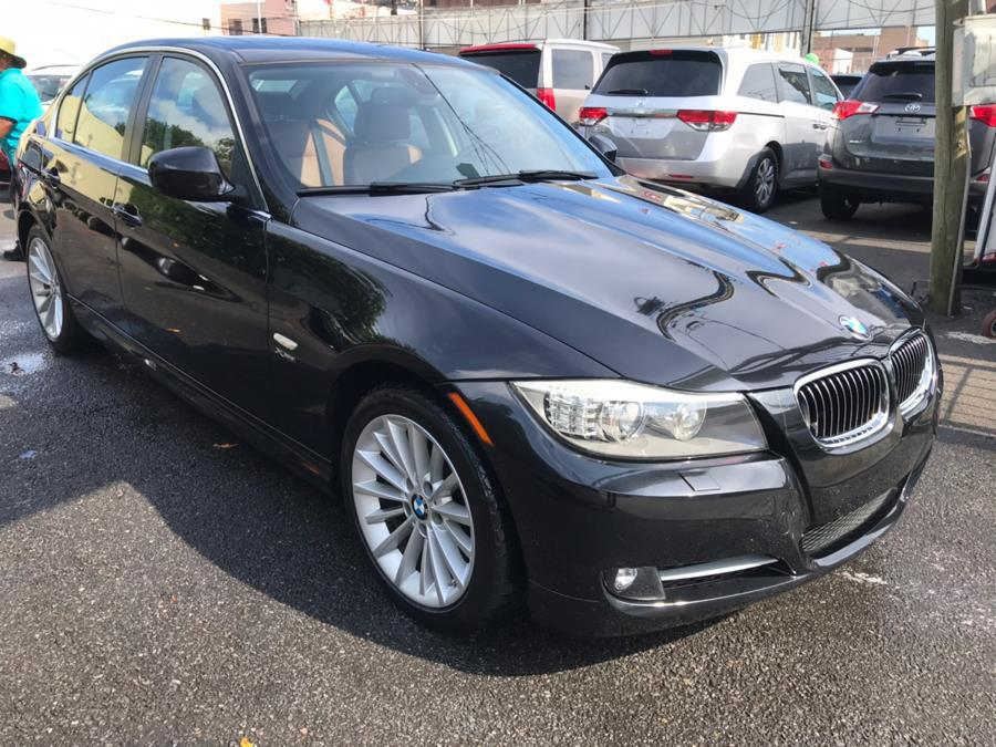Used BMW 3 Series 4dr Sdn 335i xDrive AWD 2011 | Sunrise Autoland. Jamaica, New York