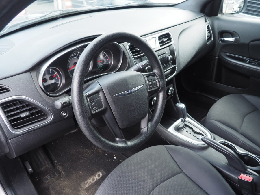 2014 Chrysler 200 4dr Sdn LX, available for sale in Jamaica, New York | Hillside Auto Mall Inc.. Jamaica, New York