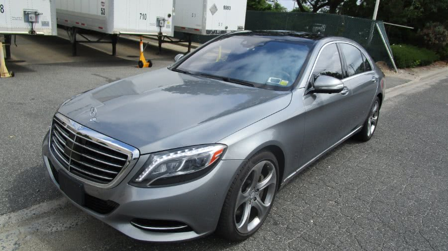 Used 2015 Mercedes-Benz S-Class in Hicksville, New York | H & H Auto Sales. Hicksville, New York