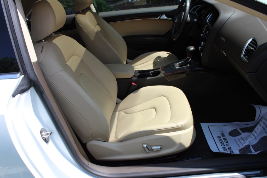 2014 Audi A5 2dr Cpe Auto quattro 2.0T Premium, available for sale in Great Neck, NY