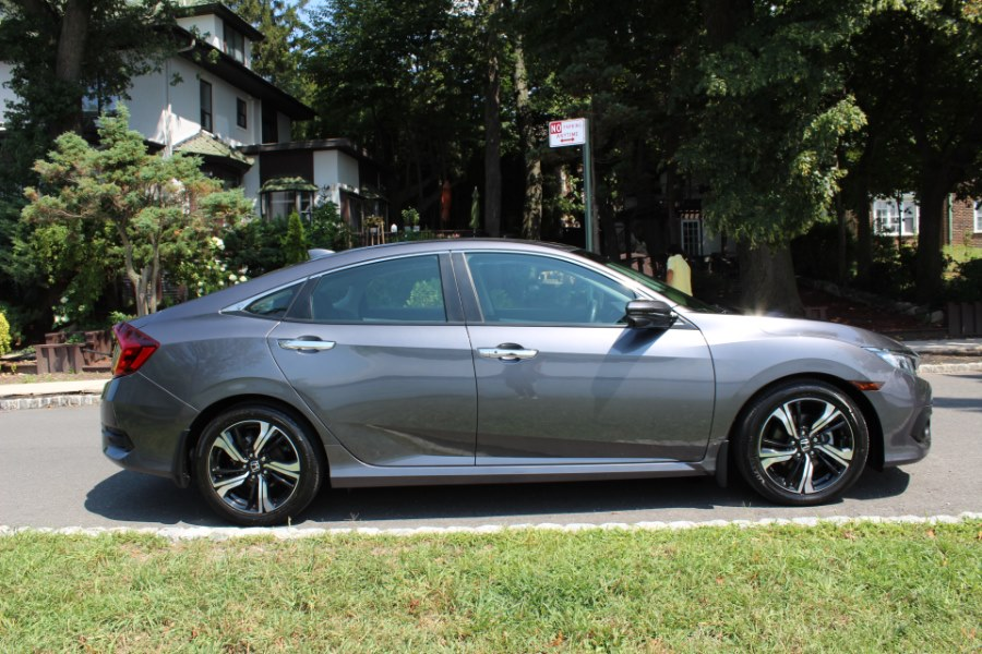 2016 Honda Civic Sedan 4dr CVT Touring, available for sale in Great Neck, NY