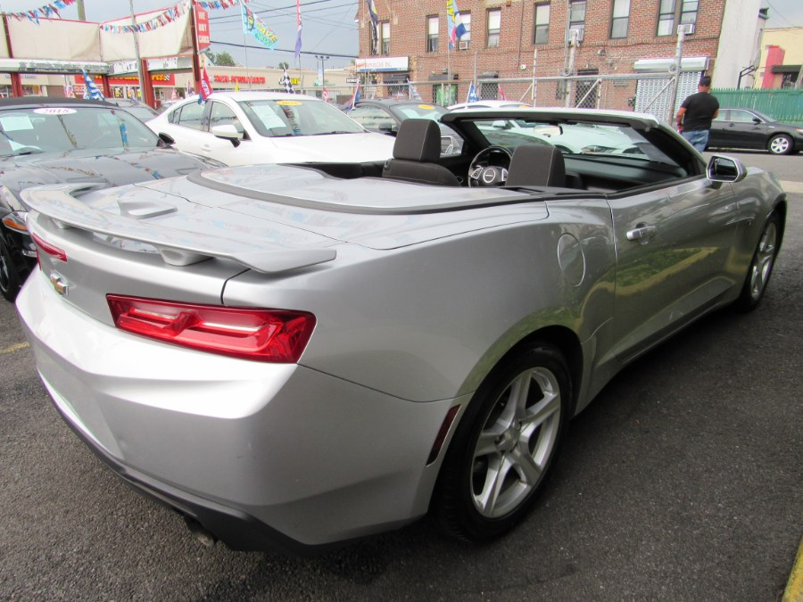 2018 Chevrolet Camaro 2dr Conv 1LT, available for sale in Middle Village, New York   Road Masters II INC. Middle Village, New York