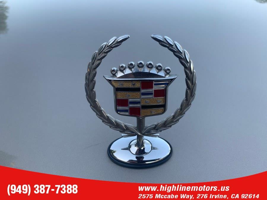 Used Cadillac DeVille DTS 2001 | High Line Motors LLC. Irvine, California