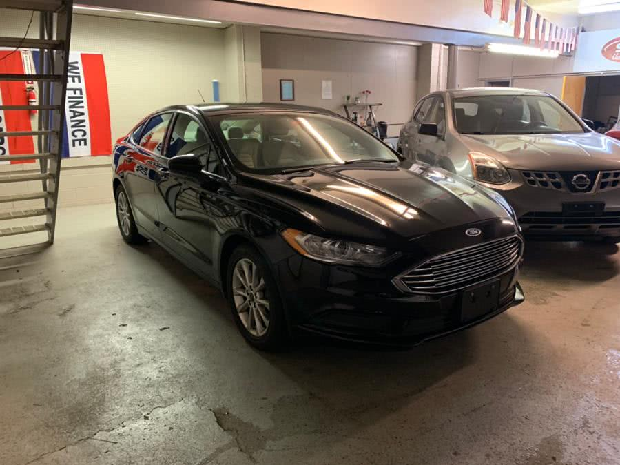Used 2017 Ford Fusion in New Milford , Connecticut | Safe Used Auto Sales LLC. New Milford , Connecticut