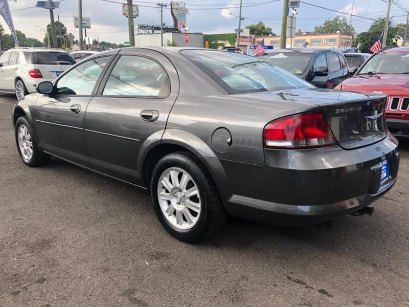 Used Chrysler Sebring 2004 4dr Sdn LXi 2004 | Route 46 Auto Sales Inc. Lodi, New Jersey