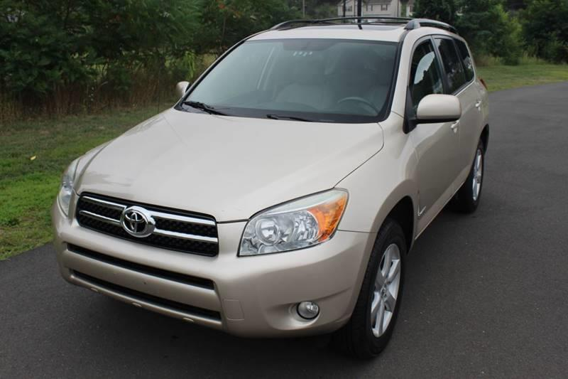 2008 Toyota Rav4 Limited 4x4 4dr SUV, available for sale in Waterbury, Connecticut | Sphinx Motorcars. Waterbury, Connecticut