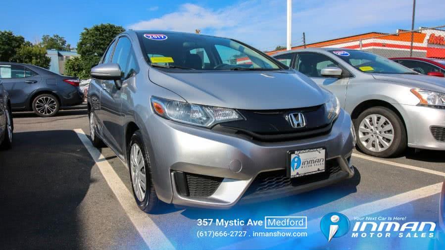 Used 2017 Honda Fit in Medford, Massachusetts   Inman Motors Sales. Medford, Massachusetts