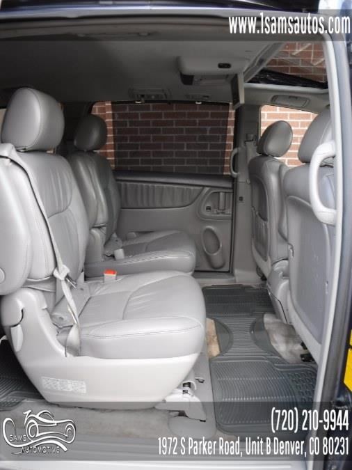 2006 Toyota Sienna 5dr XLE Limited AWD, available for sale in Denver, Colorado | Sam's Automotive. Denver, Colorado