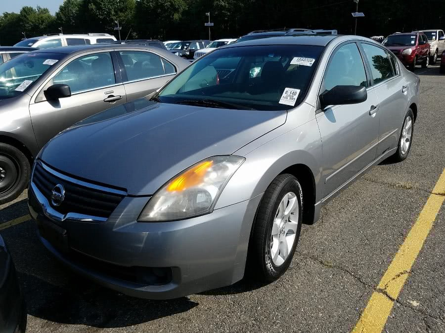2008 Nissan Altima 4dr Sdn I4 CVT 2.5 S ULEV, available for sale in Paterson, NJ