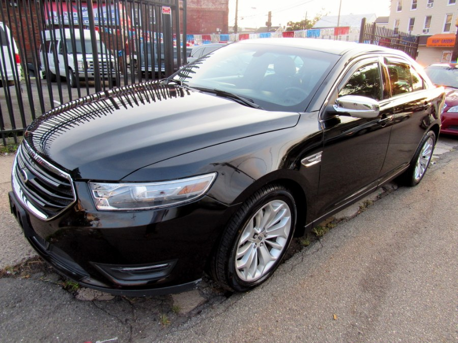 Used Ford Taurus 4dr Sdn Limited FWD 2015 | MFG Prestige Auto Group. Paterson, New Jersey