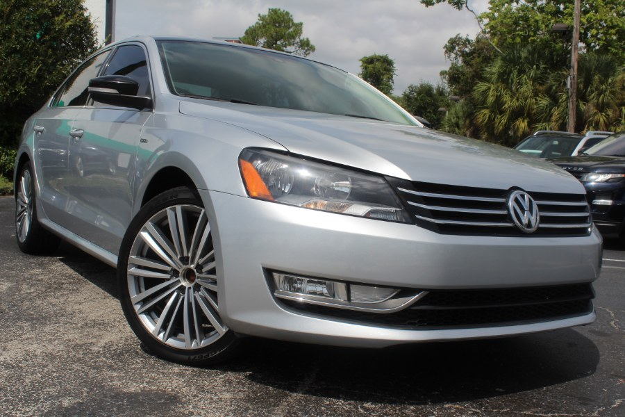 2015 Volkswagen Passat SE 4dr Sdn Auto, available for sale in Orlando, Florida | Mint Auto Sales. Orlando, Florida