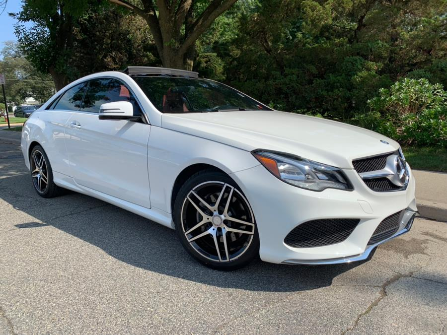 2016 Mercedes-Benz E-Class 2dr Cpe E 400, available for sale in Franklin Square, New York | Luxury Motor Club. Franklin Square, New York