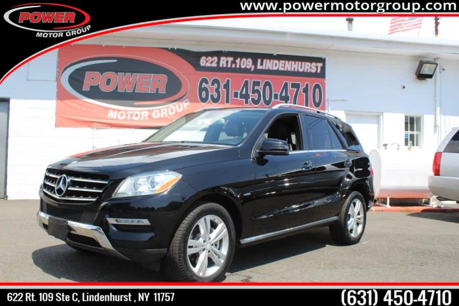 Used 2012 Mercedes-Benz M-Class in Lindenhurst , New York | Power Motor Group. Lindenhurst , New York