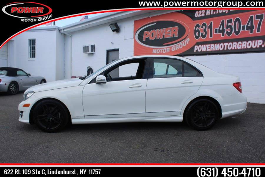 2012 Mercedes-Benz C-Class 4dr Sdn C300 Luxury 4MATIC, available for sale in Lindenhurst , New York | Power Motor Group. Lindenhurst , New York