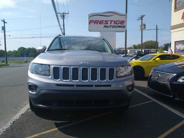 2016 Jeep Compass High Altitude, available for sale in New Britain, Connecticut | Prestige Auto Cars LLC. New Britain, Connecticut