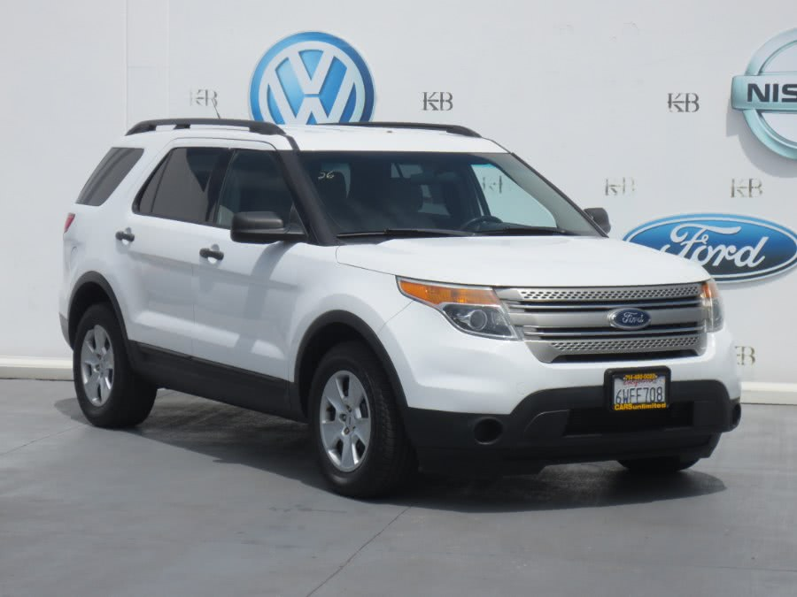 Used 2013 Ford Explorer in Santa Ana, California | Auto Max Of Santa Ana. Santa Ana, California