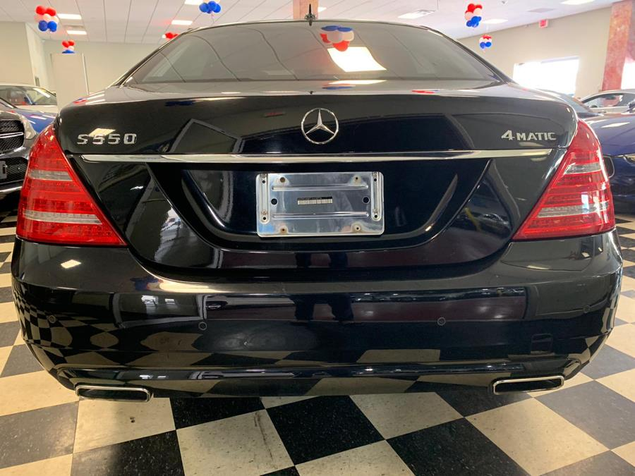 Used Mercedes-Benz S-Class 4dr Sdn S550 4MATIC 2012 | Northshore Motors. Syosset , New York