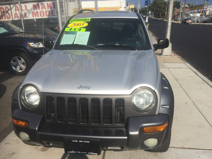 2003 Jeep Liberty 4dr Sport 4WD, available for sale in Middle Village, New York | Middle Village Motors . Middle Village, New York