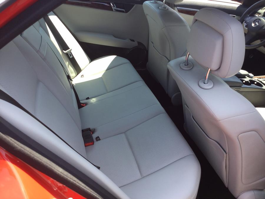 Used Mercedes-Benz C-Class 4dr Sdn 3.0L Sport 4MATIC 2009 | L&S Automotive LLC. Plantsville, Connecticut