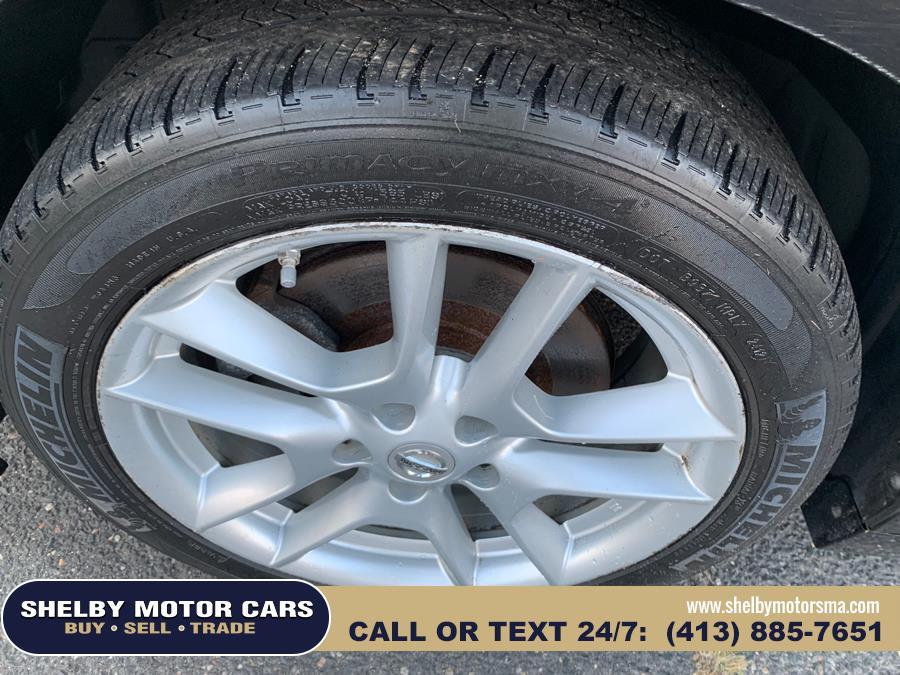 2011 Nissan Maxima 4dr Sdn V6 CVT 3.5 SV w/Premium Pkg, available for sale in Springfield, Massachusetts | Shelby Motor Cars . Springfield, Massachusetts
