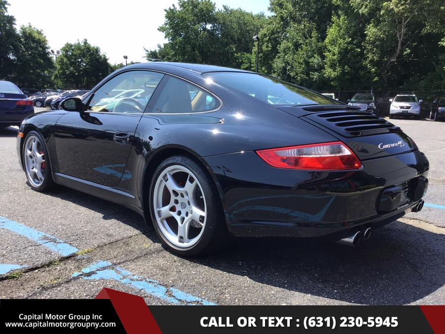 2006 Porsche 911 Carrera 2dr 4S Cpe, available for sale in Medford, New York   Capital Motor Group Inc. Medford, New York