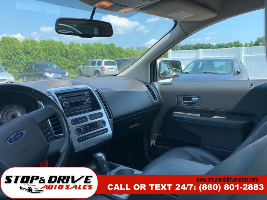2008 Ford Edge 4dr SEL AWD, available for sale in East Windsor, Connecticut | Stop & Drive Auto Sales. East Windsor, Connecticut