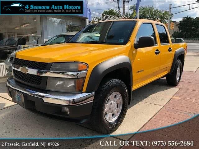 Used 2004 Chevrolet Colorado in Garfield, New Jersey | 4 Seasons Auto Motors. Garfield, New Jersey