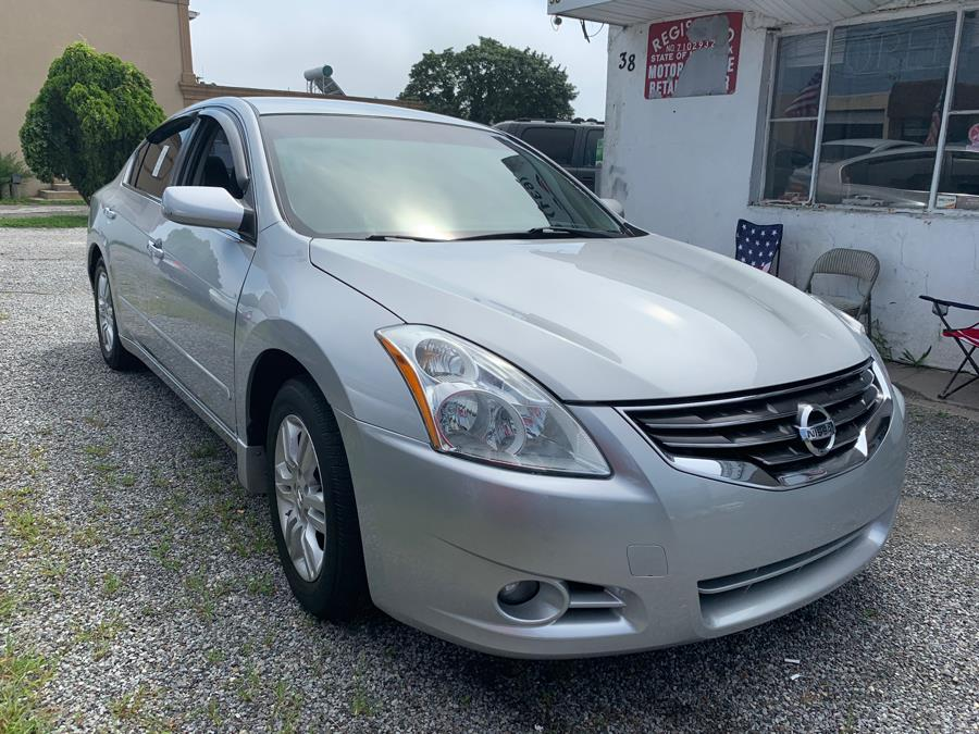Used Nissan Altima 4dr Sdn I4 CVT 2.5 S 2011 | Great Buy Auto Sales. Copiague, New York