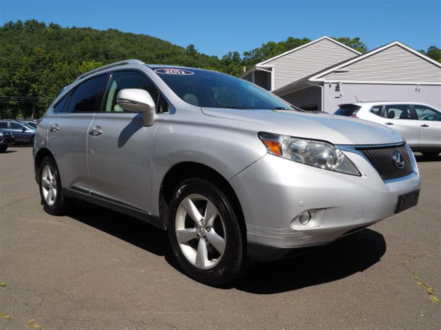 Used 2012 Lexus Rx 350 in Canton, Connecticut | Canton Auto Exchange. Canton, Connecticut
