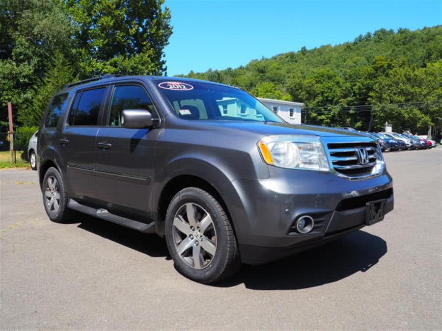Used 2012 Honda Pilot in Canton, Connecticut | Canton Auto Exchange. Canton, Connecticut