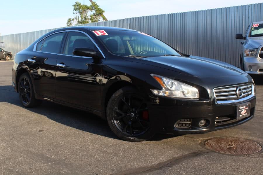 Used 2013 Nissan Maxima in Deer Park, New York | Car Tec Enterprise Leasing & Sales LLC. Deer Park, New York