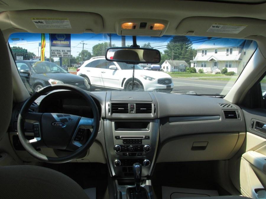 2011 Ford Fusion 4dr Sdn SE FWD, available for sale in Vernon , Connecticut | Auto Care Motors. Vernon , Connecticut