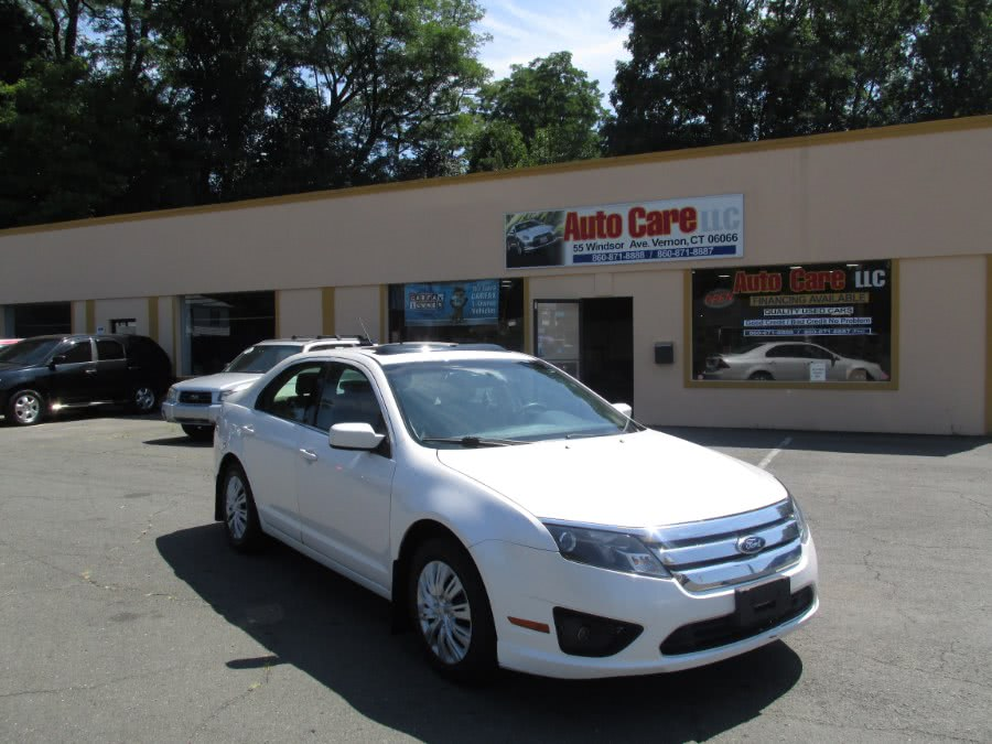 Used 2011 Ford Fusion in Vernon , Connecticut | Auto Care Motors. Vernon , Connecticut