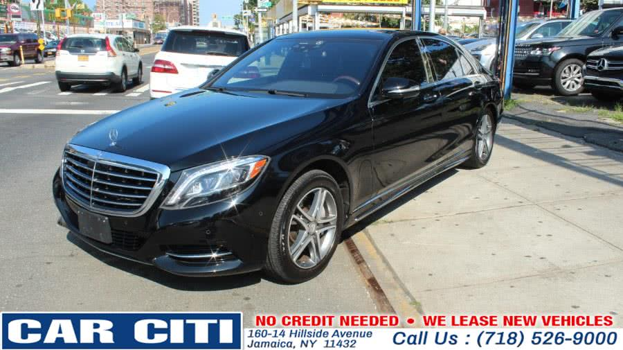 2016 Mercedes-Benz S-Class 4dr Sdn S 550 4MATIC, available for sale in Jamaica, New York   Car Citi. Jamaica, New York