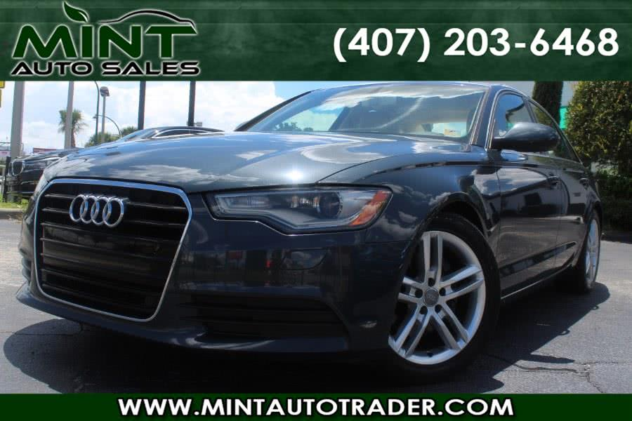 Used 2012 Audi A6 in Orlando, Florida | Mint Auto Sales. Orlando, Florida