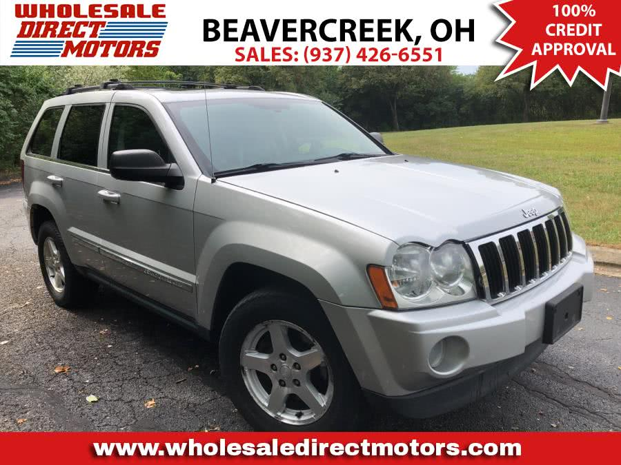 Used Jeep Grand Cherokee 4WD 4dr Limited 2007 | Wholesale Direct Motors. Beavercreek, Ohio