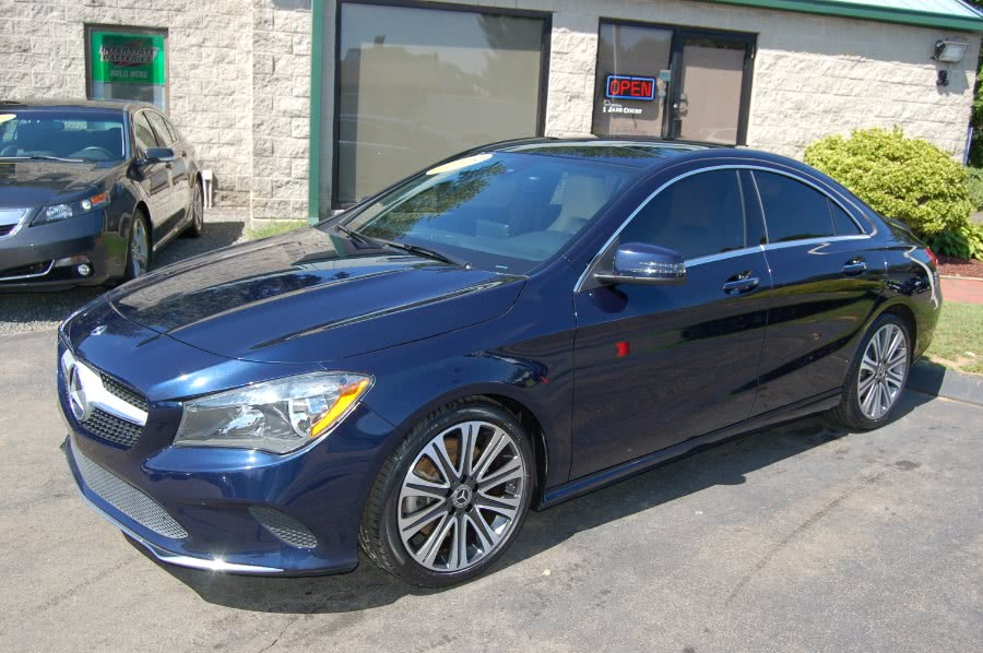 Used Mercedes-Benz CLA CLA 250 4MATIC Coupe 2018 | M&N`s Autohouse. Old Saybrook, Connecticut