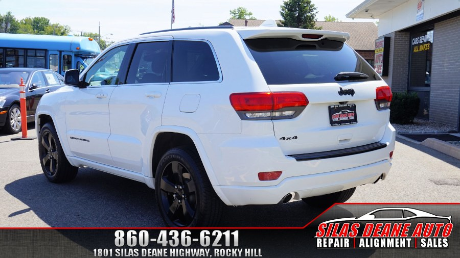 2015 Jeep Grand Cherokee 4WD 4dr Laredo, available for sale in Rocky Hill , Connecticut   Silas Deane Auto LLC. Rocky Hill , Connecticut