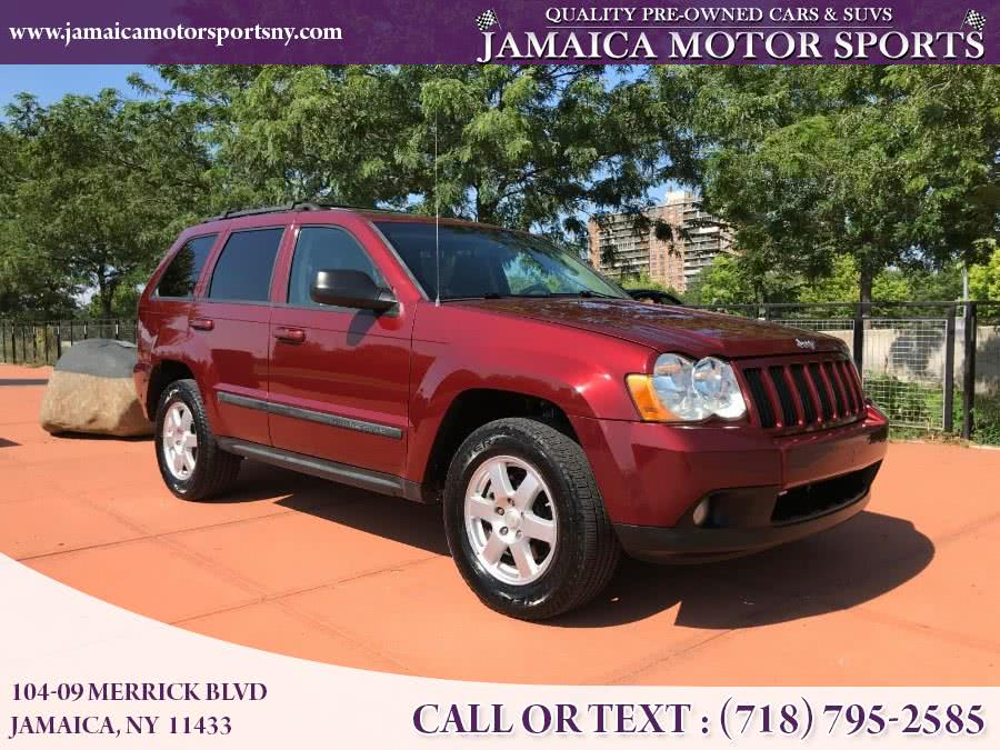 2009 Jeep Grand Cherokee 4WD 4dr Laredo, available for sale in Jamaica, New York | Jamaica Motor Sports . Jamaica, New York