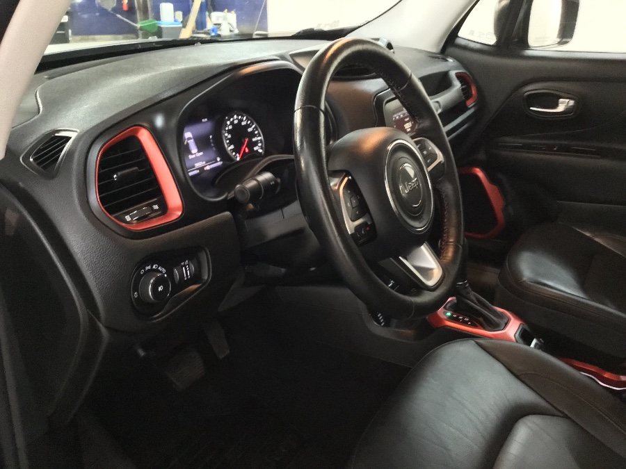 Used Jeep Renegade 4WD 4dr Trailhawk 2016 | European Auto Expo. Lodi, New Jersey