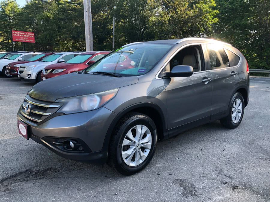 Used 2014 Honda CR-V in Harpswell, Maine | Harpswell Auto Sales Inc. Harpswell, Maine