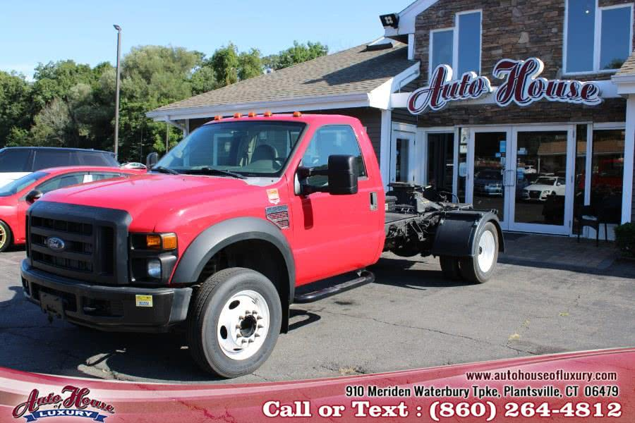 Used 2008 Ford Super Duty F-550 DRW in Plantsville, Connecticut | Auto House of Luxury. Plantsville, Connecticut