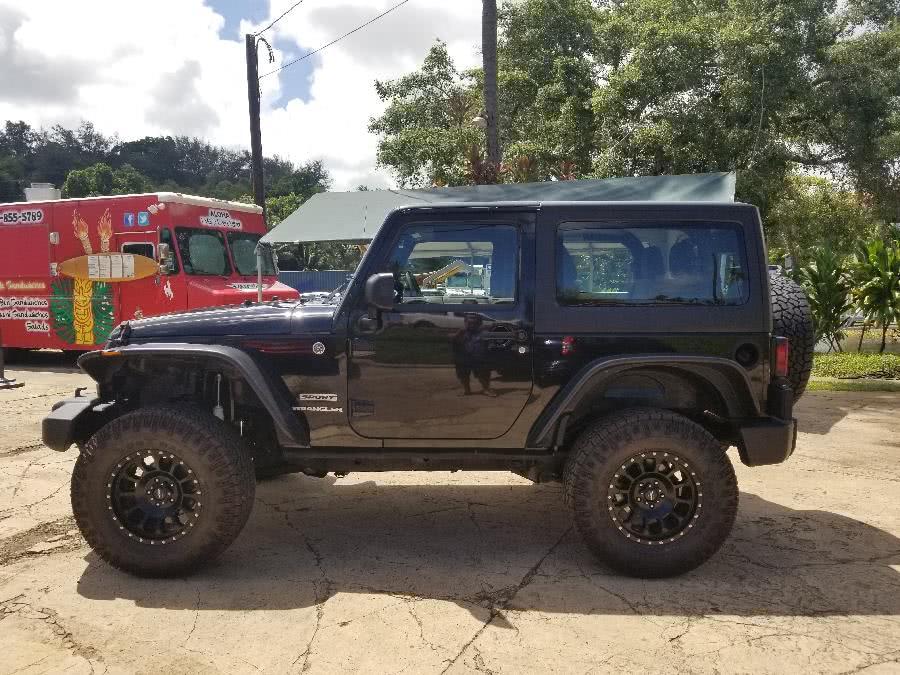 Used 2015 Jeep Wrangler in Lihue, Hawaii | Harbor Motors Inc. Lihue, Hawaii