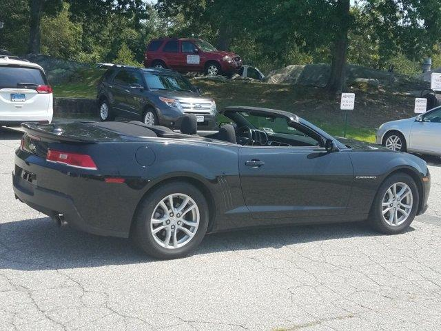 2015 Chevrolet Camaro 2dr Conv LT w/2LT, available for sale in Old Saybrook, Connecticut | Saybrook Auto Barn. Old Saybrook, Connecticut