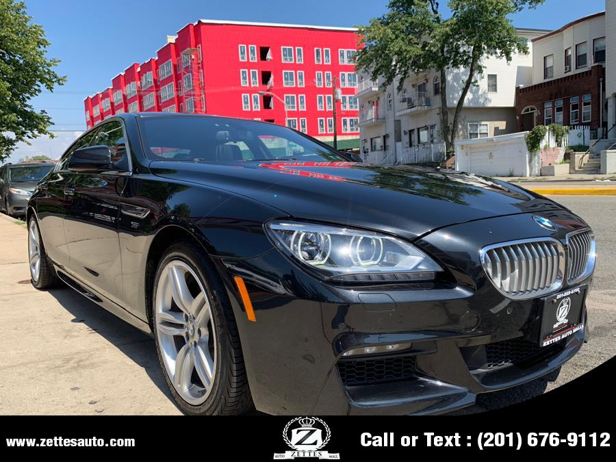 Used BMW 6 Series 4dr Sdn 650i xDrive Gran Coupe 2013 | Zettes Auto Mall. Jersey City, New Jersey