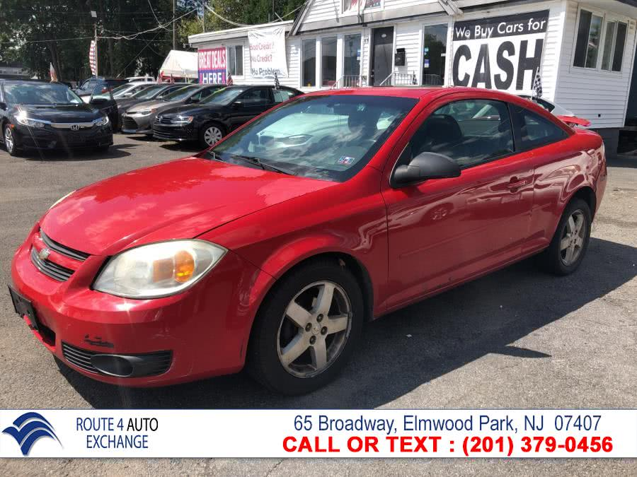 2005 Chevrolet Cobalt 2dr Cpe LS, available for sale in Elmwood Park, New Jersey | Route 4 Auto Exchange. Elmwood Park, New Jersey