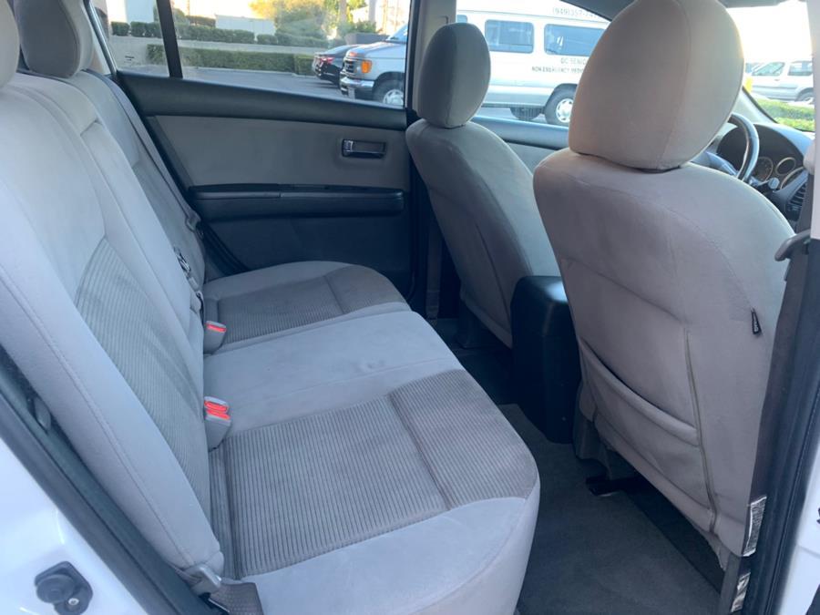 Used Nissan Sentra 4dr Sdn I4 CVT 2.0 SR 2012 | Carvin OC Inc. Lake Forest, California