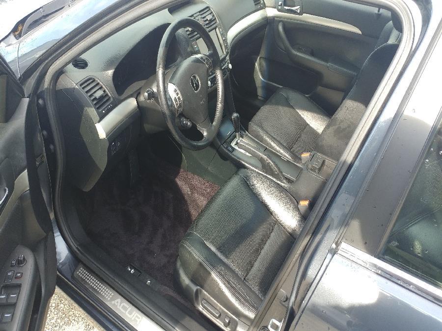 2005 Acura TSX 4dr Sdn AT Navi, available for sale in Chicopee, Massachusetts | Matts Auto Mall LLC. Chicopee, Massachusetts